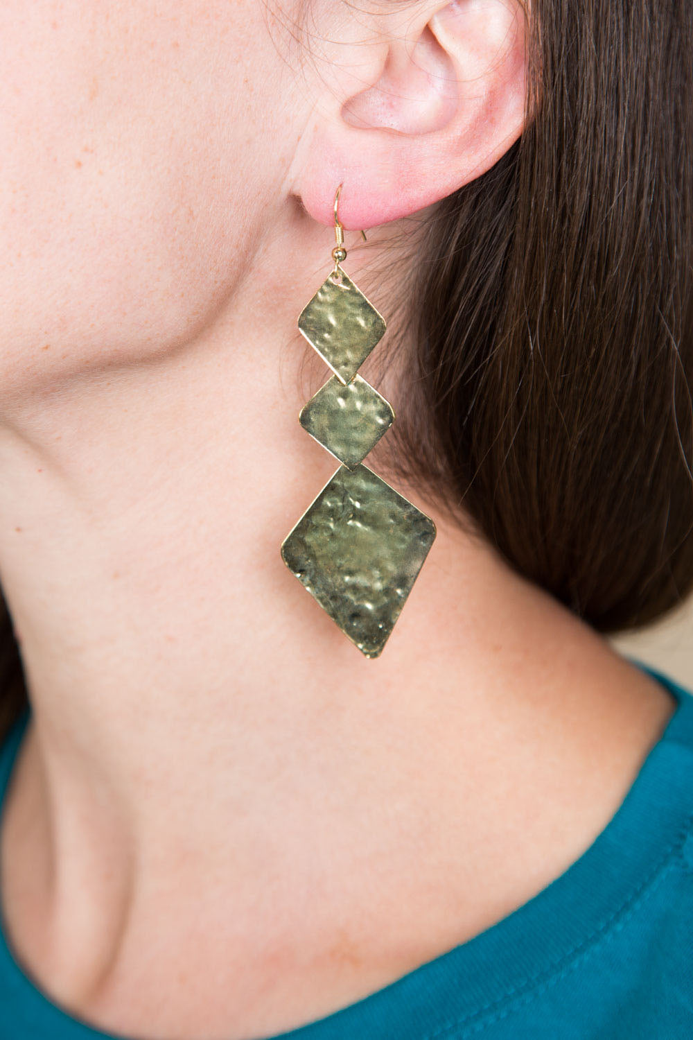 Type 3 Foiled Again Earrings