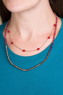 Type 3 Lava Hot Necklace