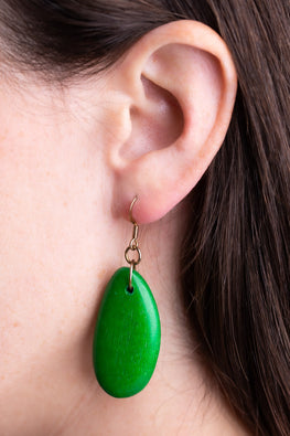 Type 3 Keen For Green Earrings