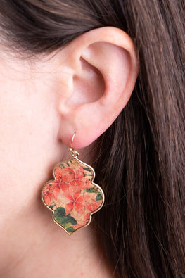 Type 3 Tropical Getaway Earrings