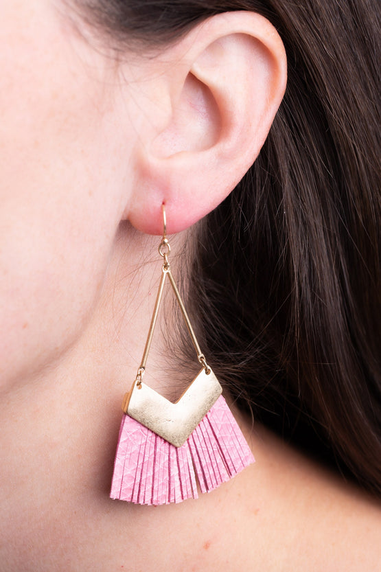 Type 3 Desert Bloom Earrings