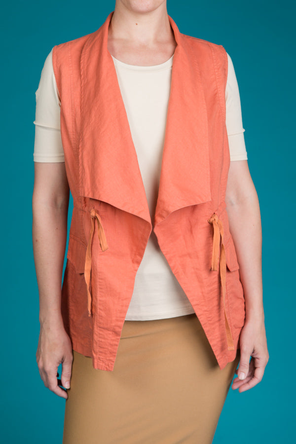 Type 3 Tiger Lily Vest