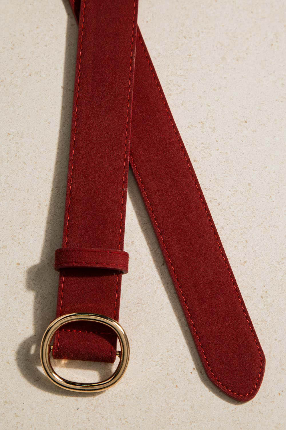 Type 3 You Red It Right Belt
