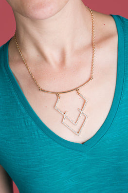 Type 3 Get To The Point Necklace