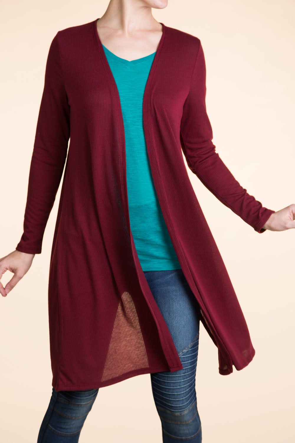 Type 3 Devoted Angle Cardigan