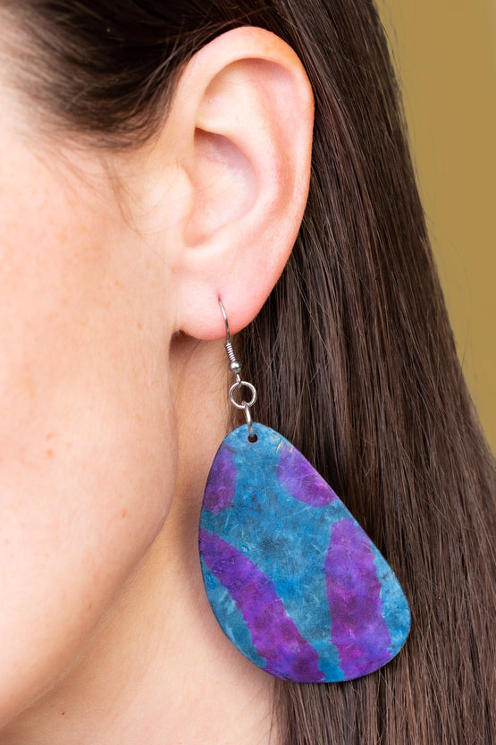 Type 3 Blue Lagoon Earrings