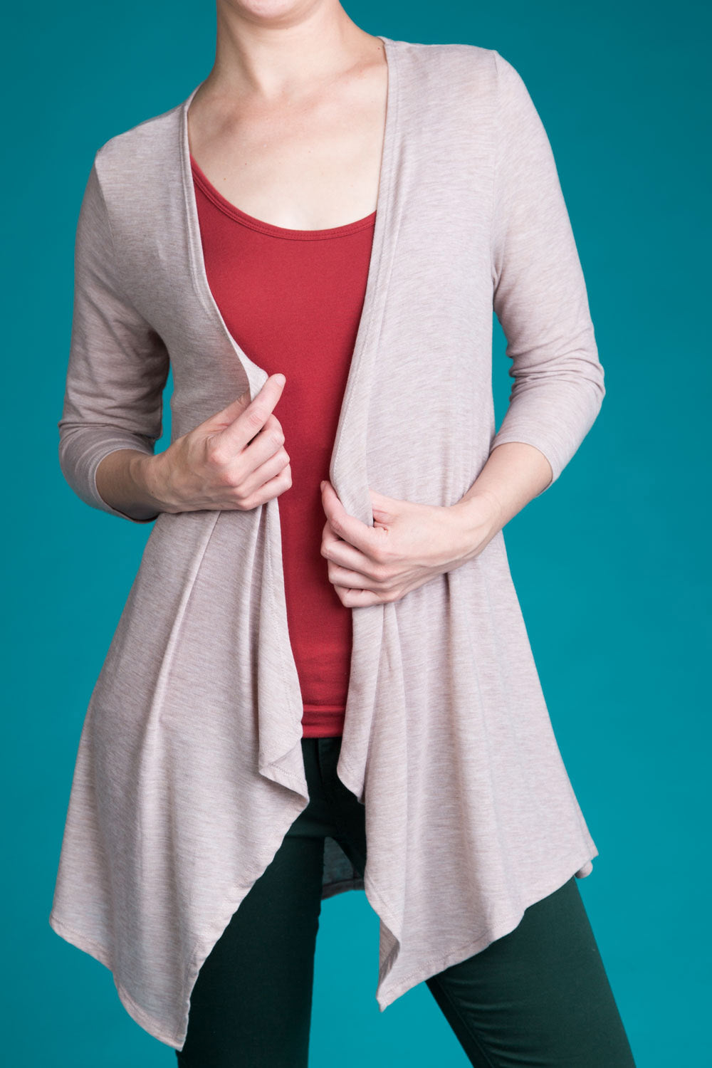 Type 3 Quick Cover Cardigan