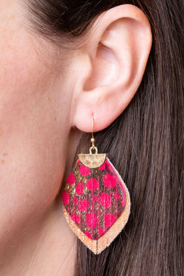 Type 3 Spotted in the Wild Earrings