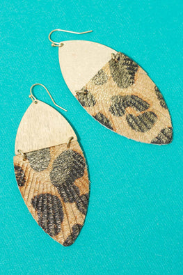 Type 3 On the Preserve Earrings