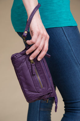 Type 3 Purple Passion Wallet