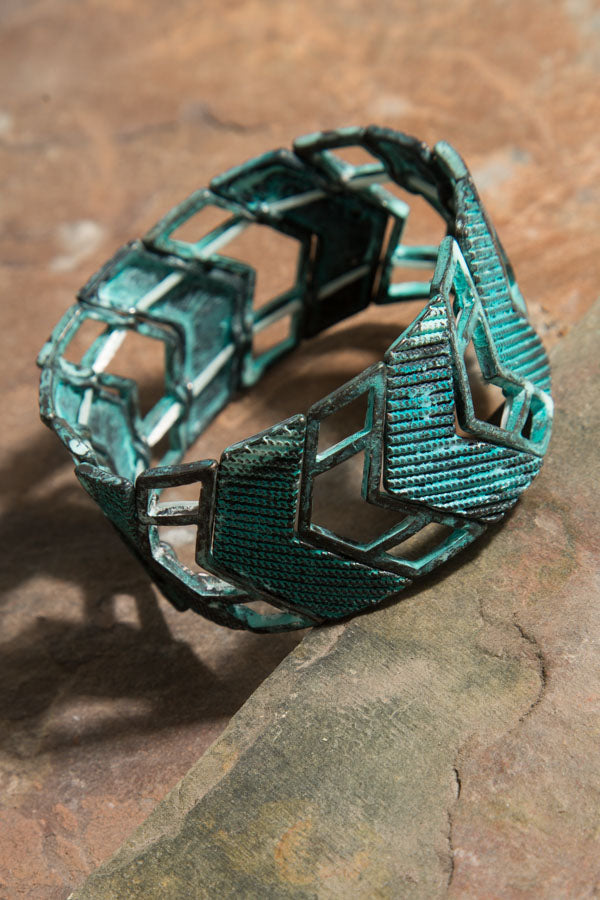 Type 3 Teal It Where To Go Bracelet