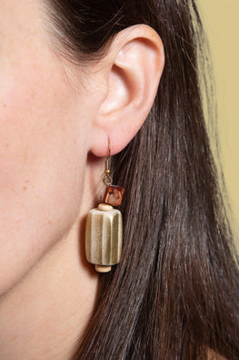 Type 3 Wood you Dare Earrings