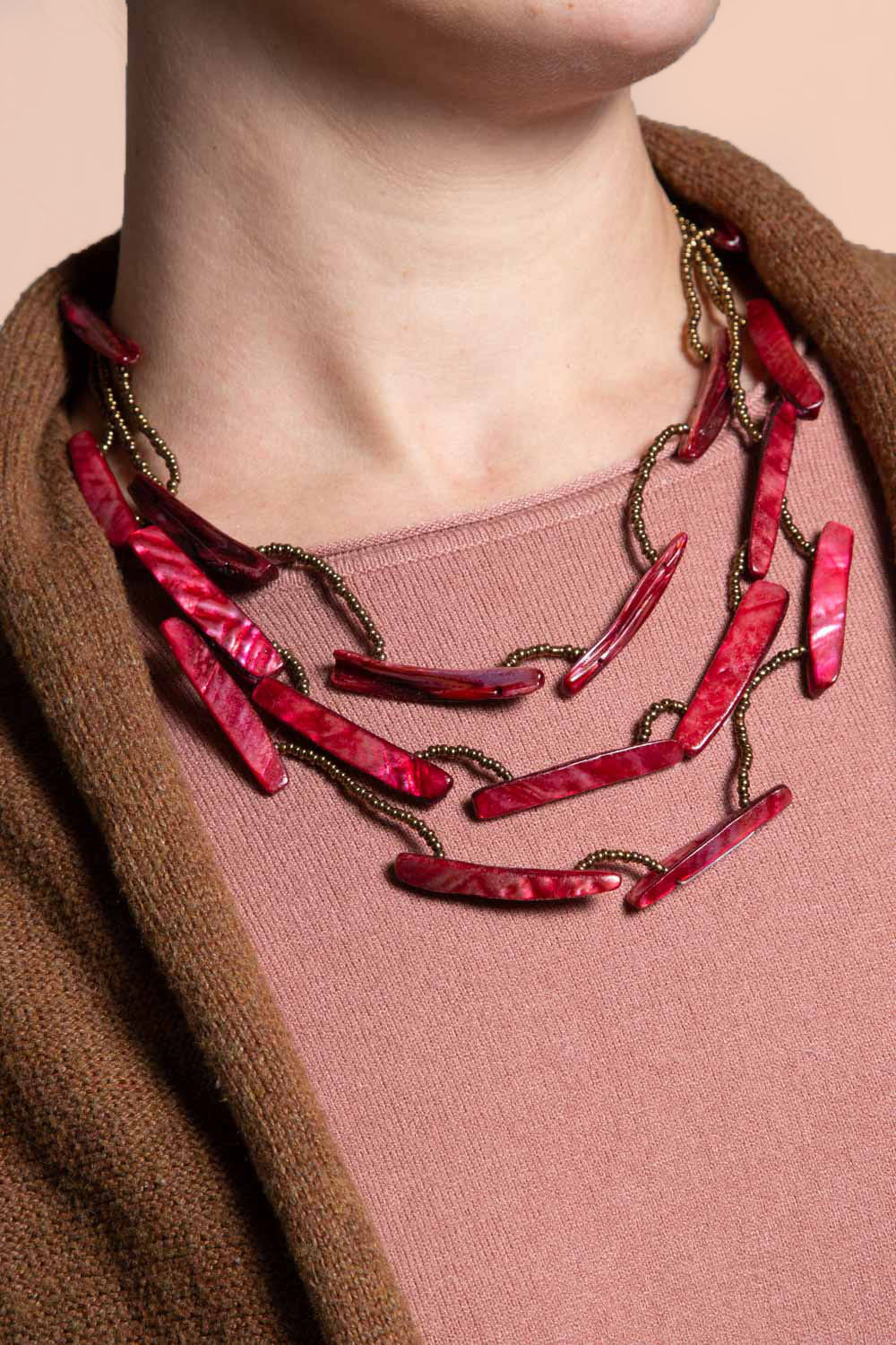 Type 3 Holiday Party Necklace