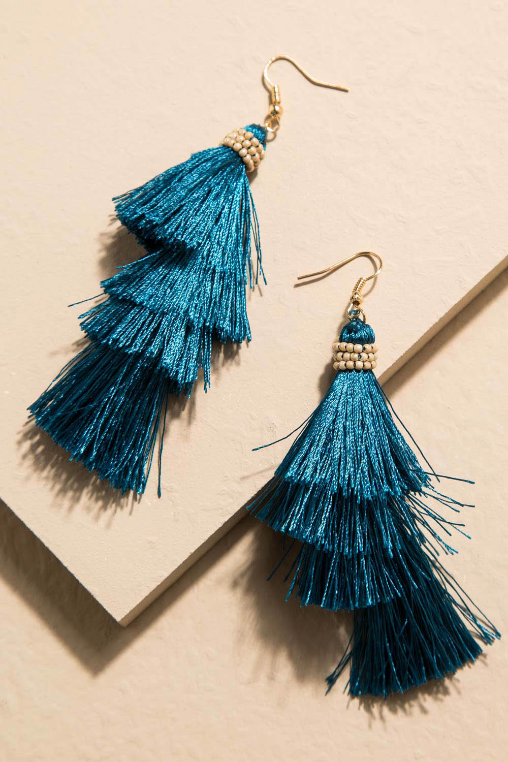 Type 3 Tassel Spice Earrings