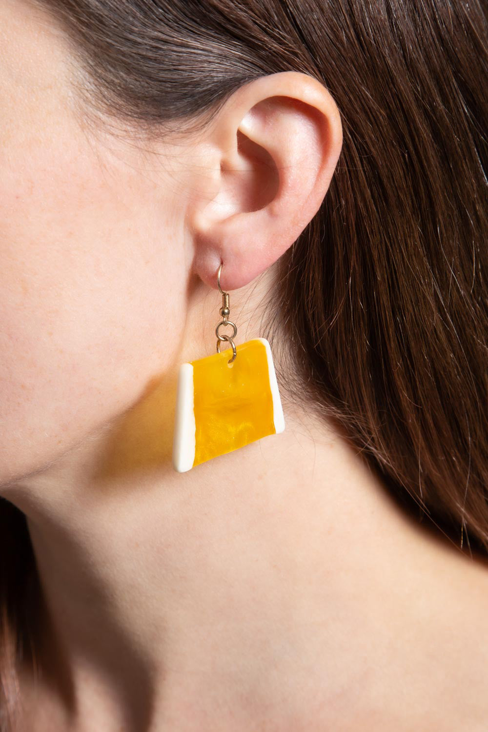 Type 3 Gold Streak Earrings