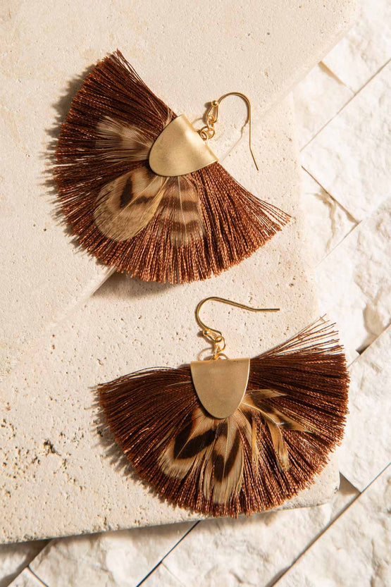 Type 3 Exotic Expedition Earrings
