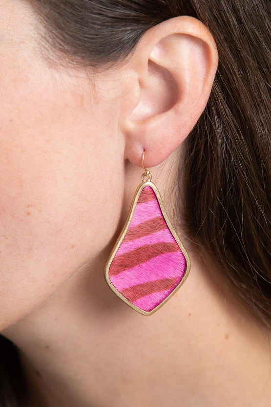 Type 3 Cheshire Earrings