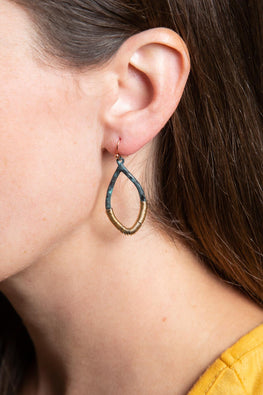 Type 3 Stepping Stone Earrings