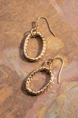 Type 3 Chain The World Earrings