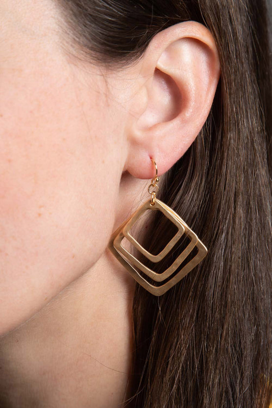 Type 3 Absolutely Angular Earrings