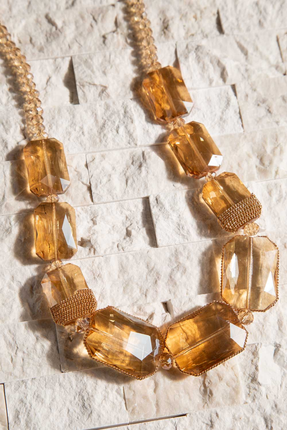 Type 3 Amber-Essence Necklace