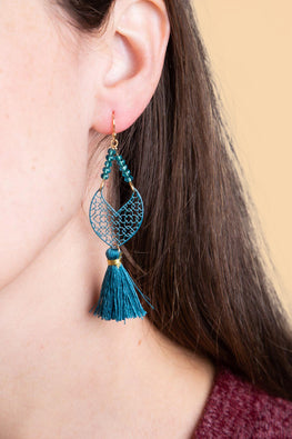 Type 3 Destination Ibiza Earrings