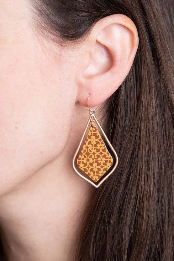 Type 3 November in Naples Earrings