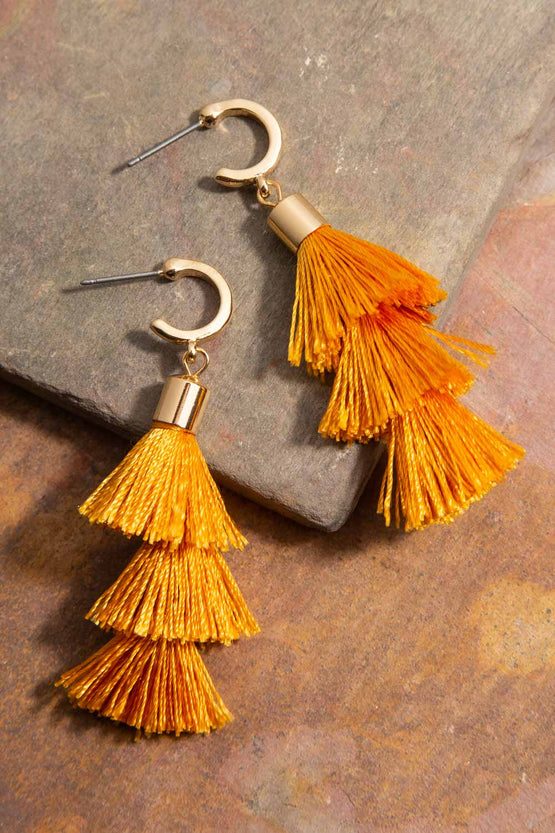 Type 3 Ha-Cha-Cha Earrings