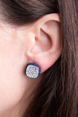 Type 4 Nugget Ice Earrings