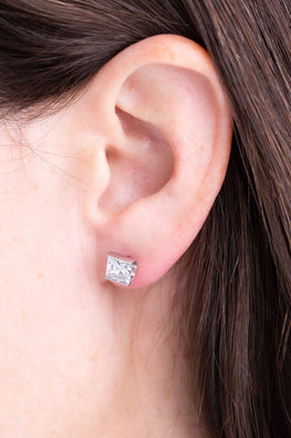 Type 4 Ice Crystals Earring Set