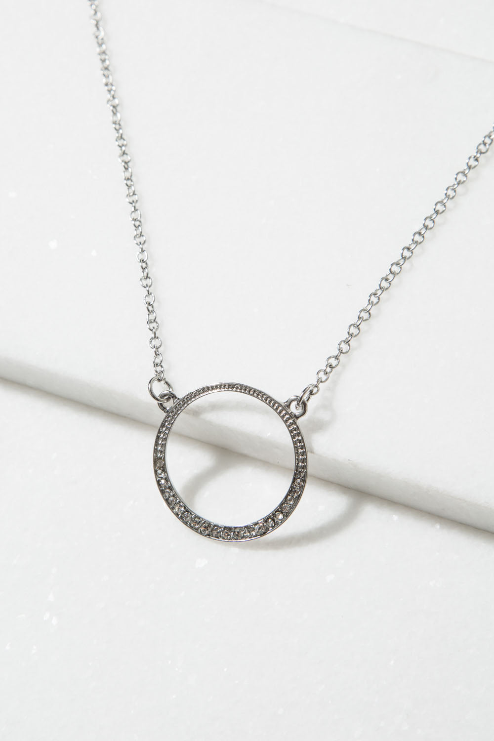 Type 4 Circle With Life Necklace