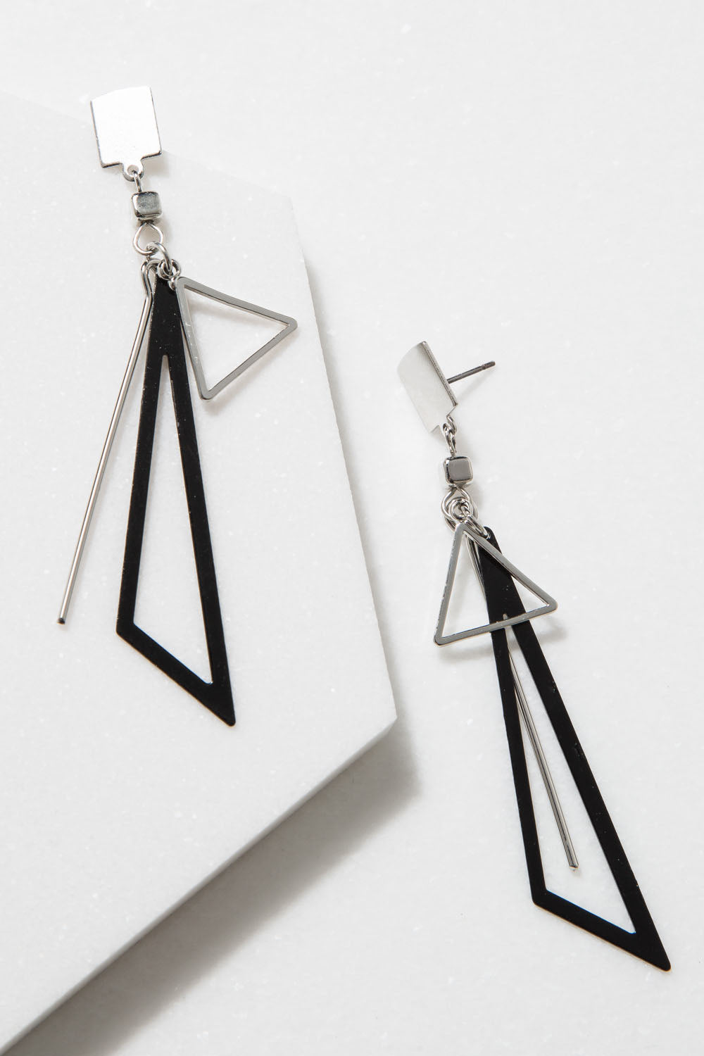 Type 4 Modern Metrics Earrings