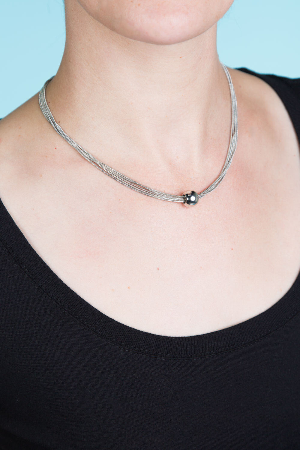 Type 4 Slick Slider Necklace