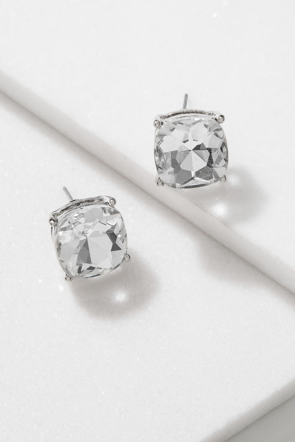 Type 4 Stunning Studs Solitaire Earrings