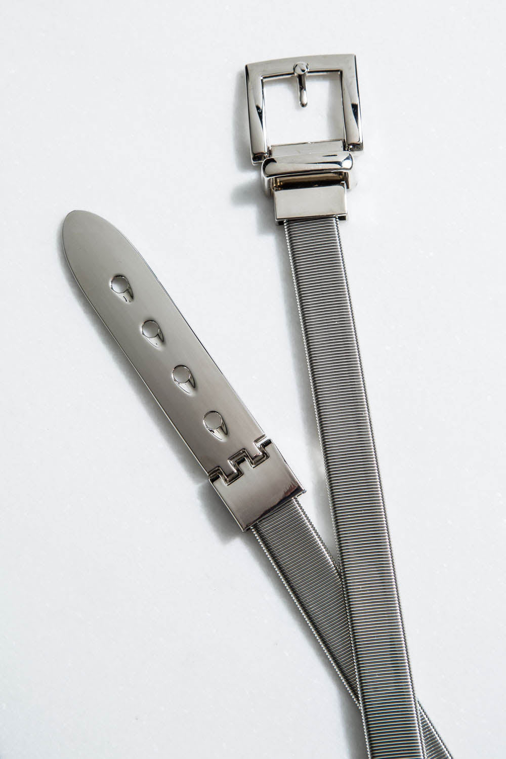 Type 4 Silver Authority Belt