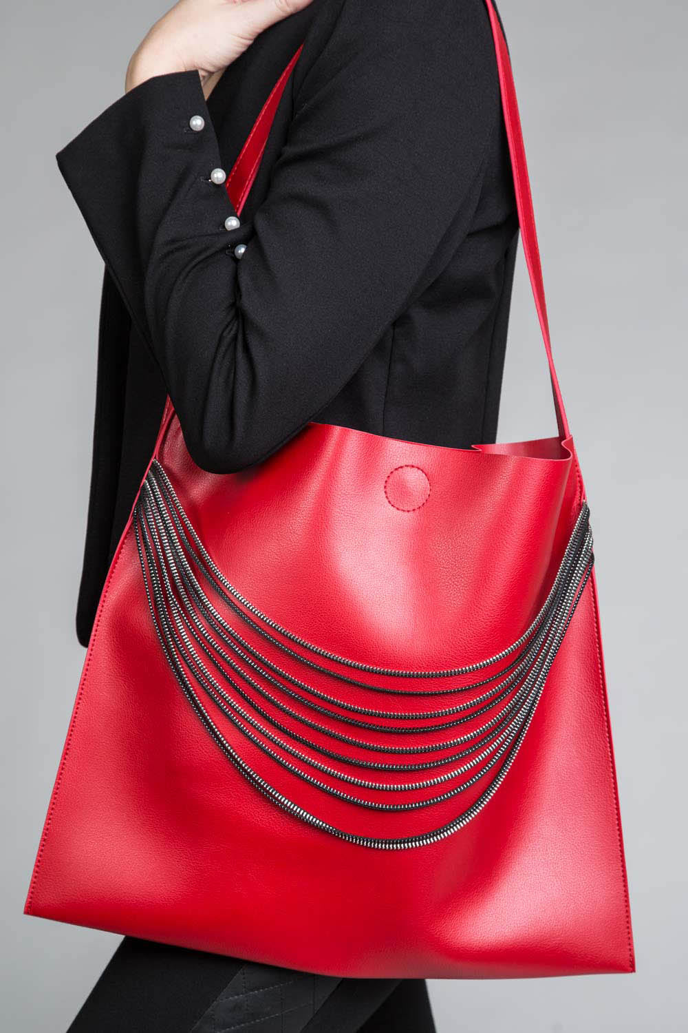 Type 4 Profound Red Bag