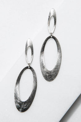 Type 4 Etched Opulent Earrings