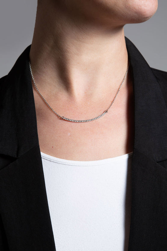 Type 4 Sleek Slope Necklace