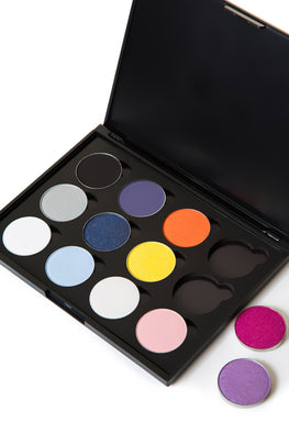 Type 4 Twelve Shadow Palette