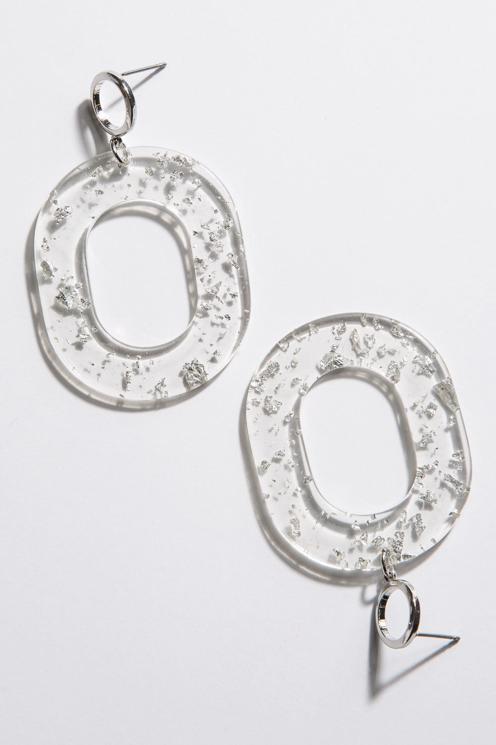 Type 4 Clear & Present Earrings