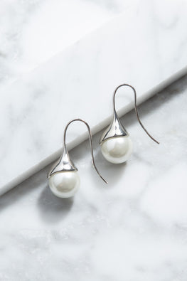 Type 4 Snowball Earrings