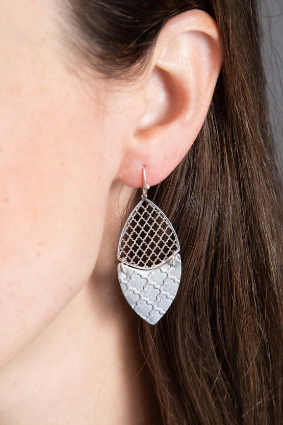Type 4 East West Earrings