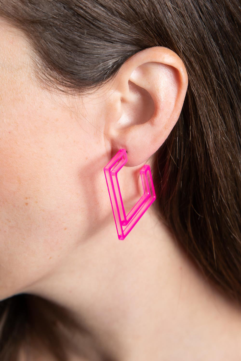 Type 4 Totally Pinked Out Earrings