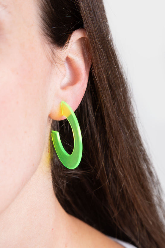 Type 4 Blimey Limey Earrings