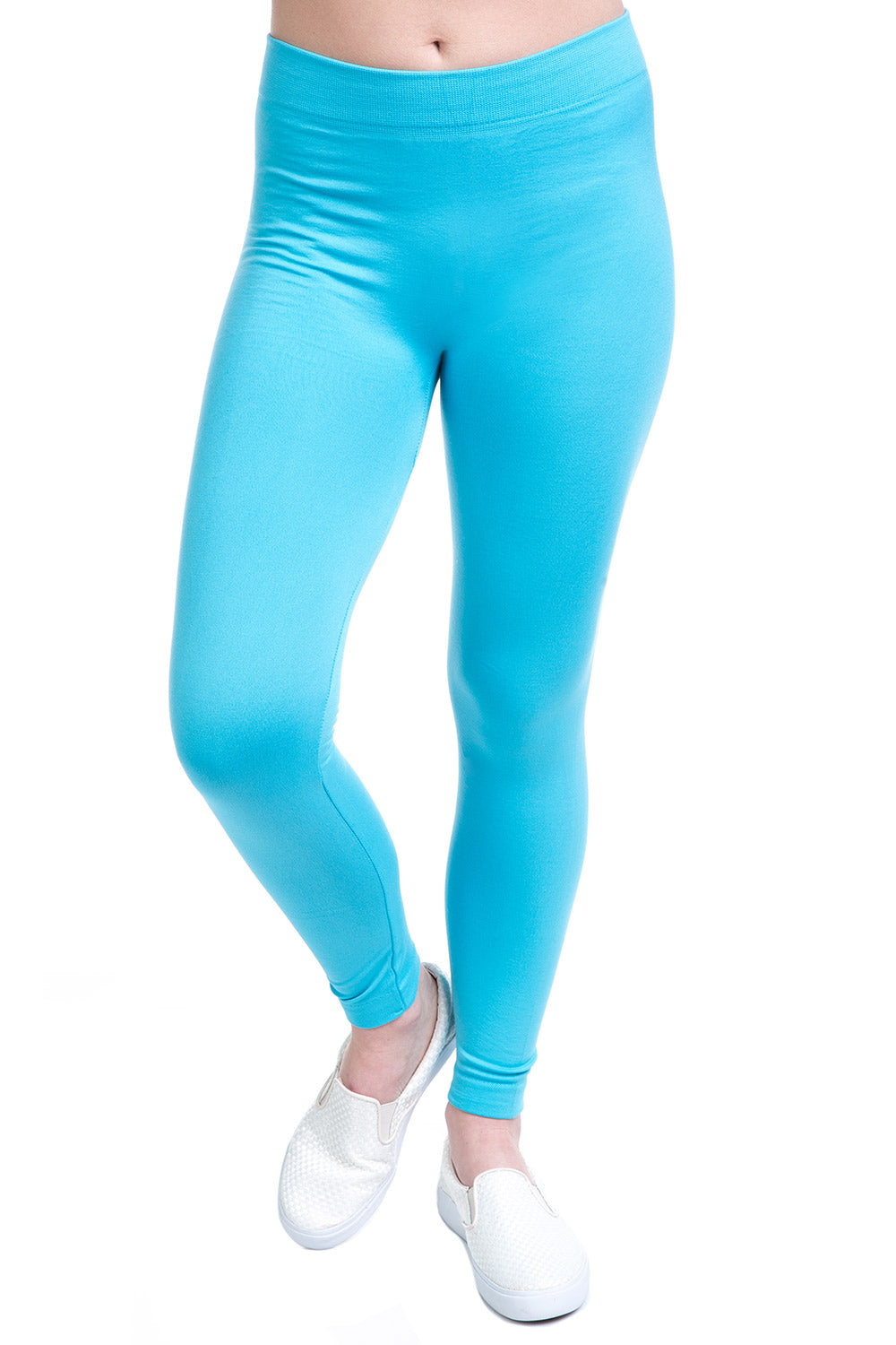 Type 1 Warm Layer Leggings in Baby Blue
