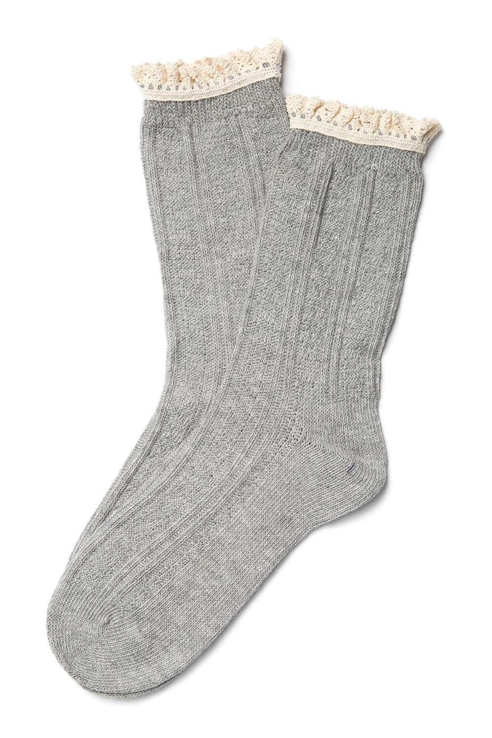 Type 2 Gray Days Socks