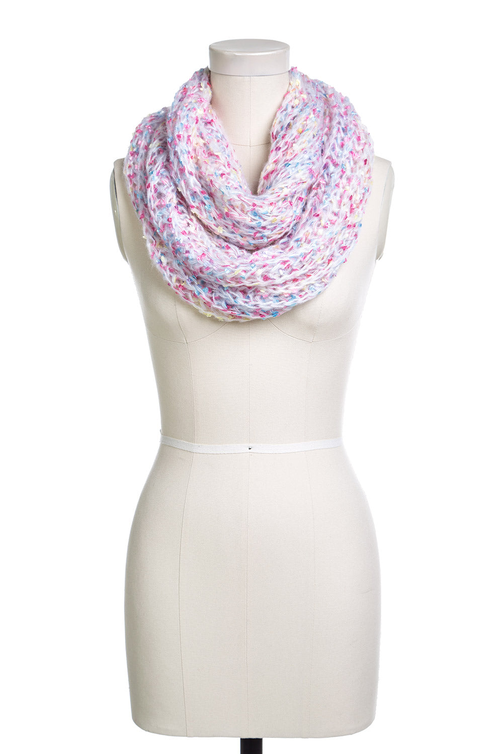 Type 1 Sweet Sprinkles Scarf
