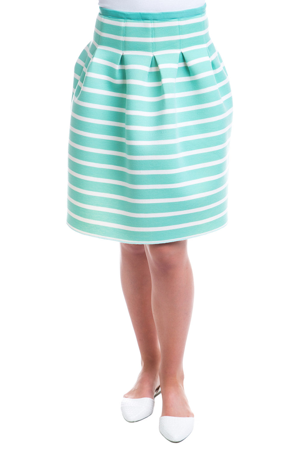 Type 1 Hackney Stripe Skirt