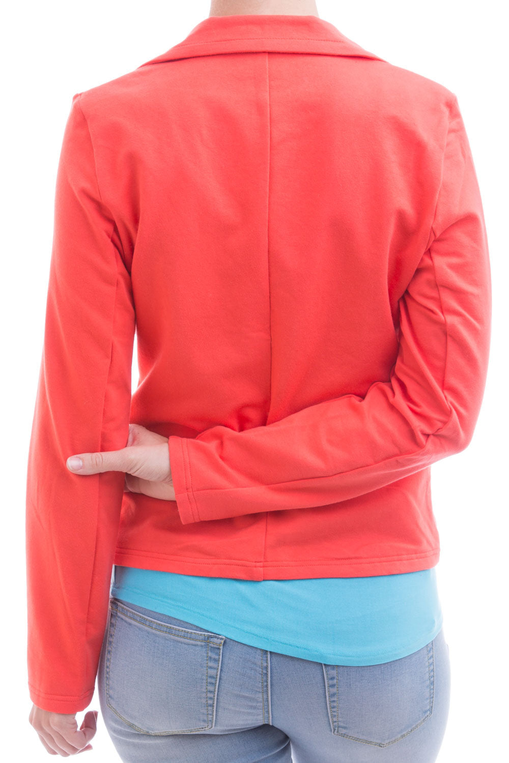 Type 1 Coral Crush Blazer