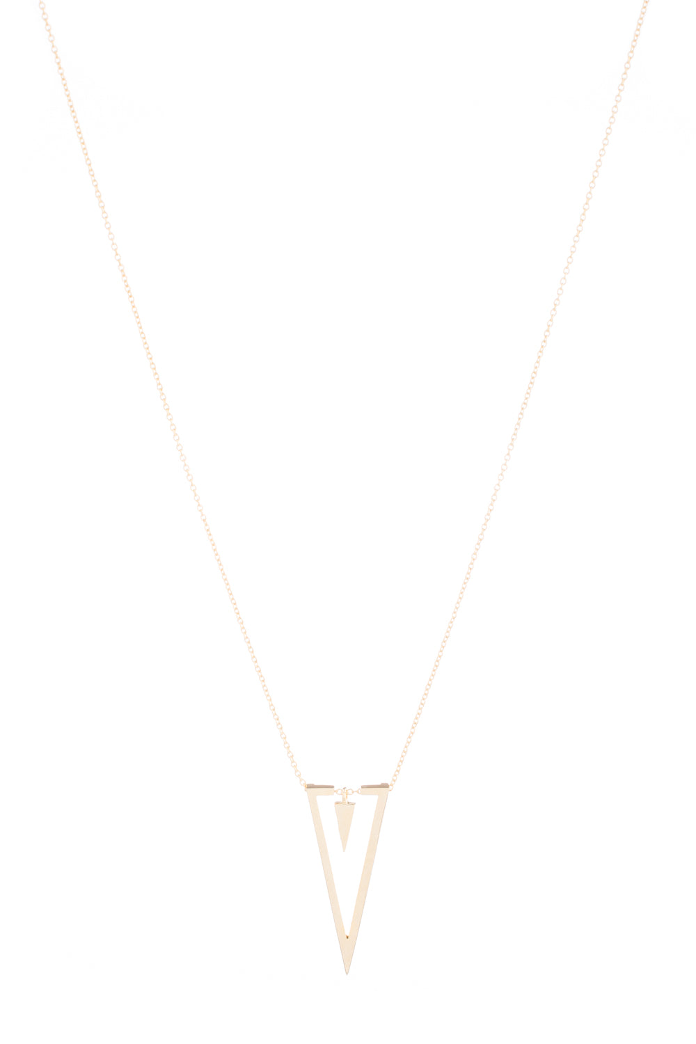 Type 3 Arrow of Courage Necklace